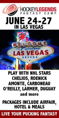 Hocokey Legends Fantasy Camp Las Vegas