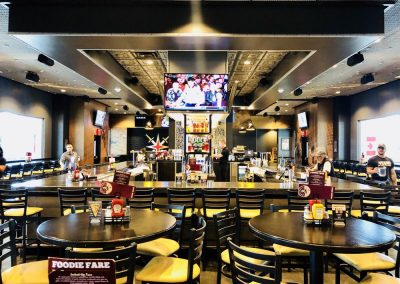 Las VegasCity national arena bar