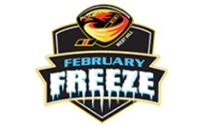 WEST HILL FEBRUARY FREEZE